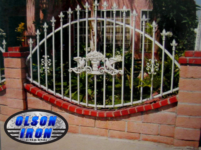 Olson Iron Fencing