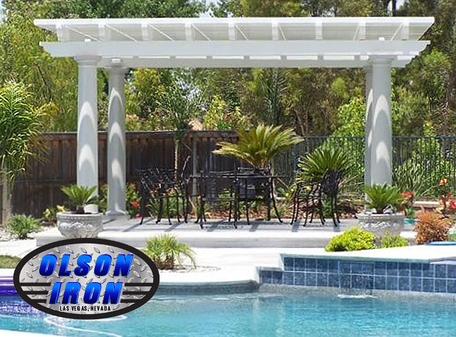 Olson Iron Ornamental Iron Works In Las Vegas Henderson