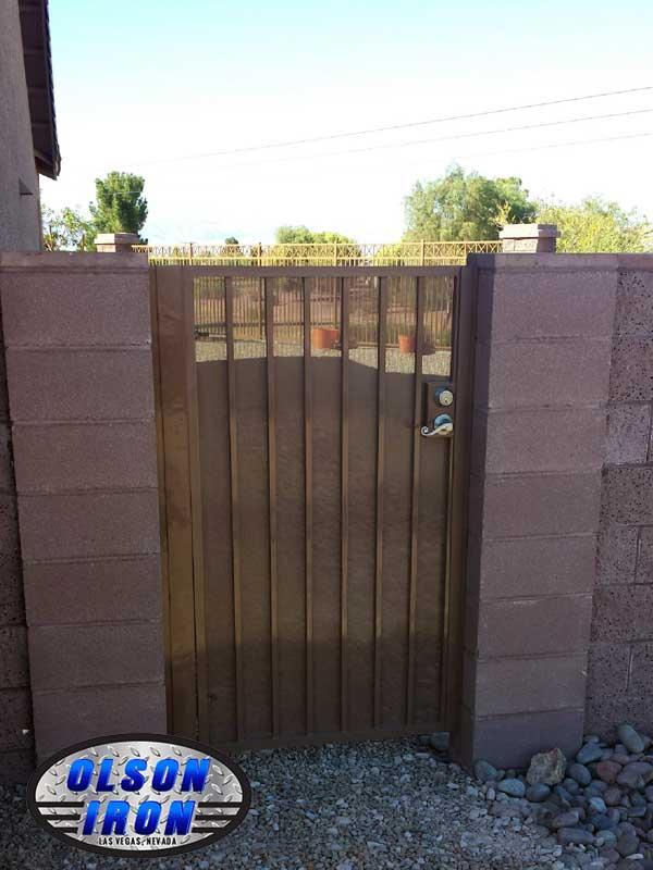 Olson Iron Gates Las Vegas Gate Specials Double Gates