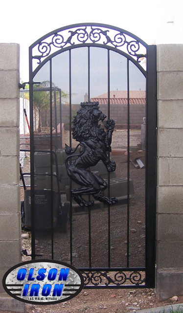 Security Doors And Iron Gates In Las Vegas
