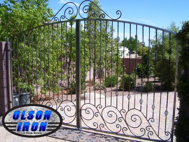 Security Doors And Iron Gates In Las Vegas
