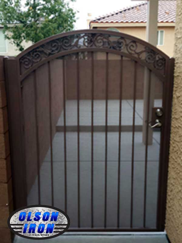 Olson Iron Gates Las Vegas Gate Specials Double Gates