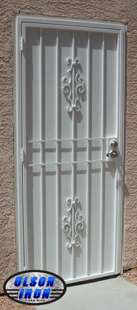 Wrought Iron Special Exclusively By Olson Iron Wrought