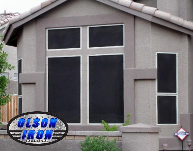 Las Vegas Solar Screens Amp Security Screens Solar Shades