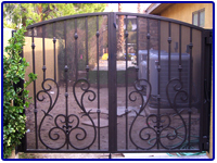 Iron Gates by Olson Iron in Las Vegas Nevada