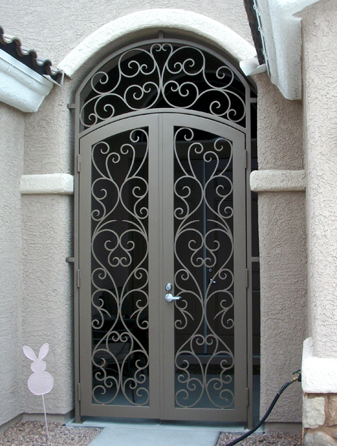 Customer Testimonials of Olson Iron | Custom Wrought Iron Design ...