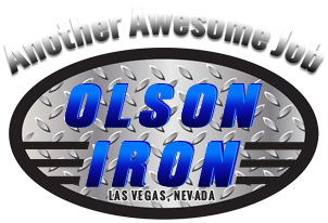Olson Iron, Inc. - Custom Wrought Iron Works, Las Vegas, Nevada